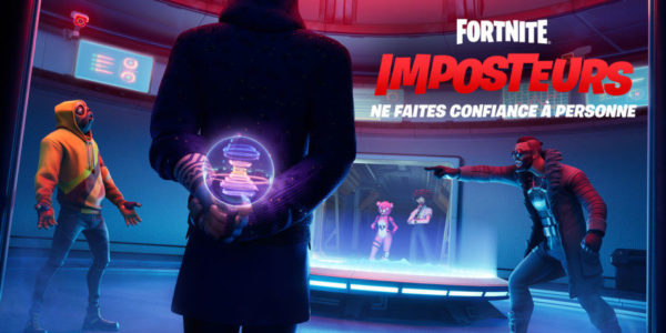 Fortnite Imposteurs