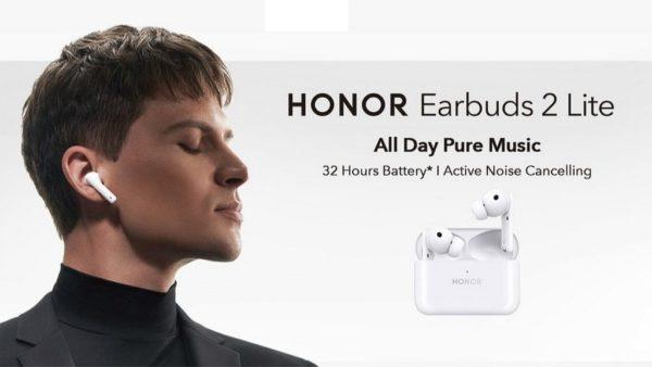 Les nouveaux HONOR Earbuds 2 Lite seront lancés dès le 7 août