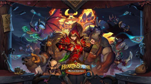 Hearthstone: Mercenaires Hearthstone Mercenaires