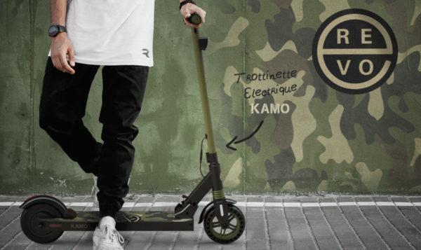 REVOE Xolf Kamo