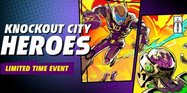 Knockout City Heroes