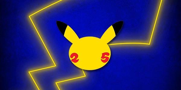 Pokémon 25: The Blue EP