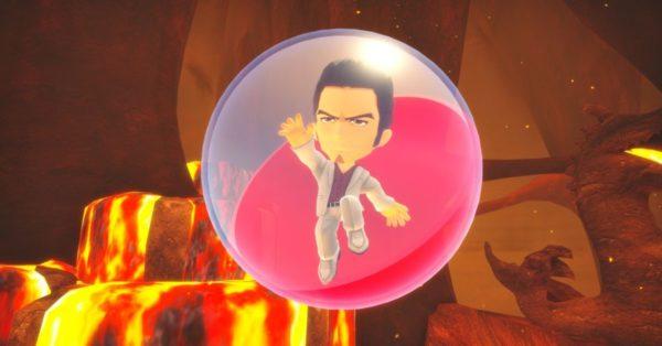 Super Monkey Ball Banana Mania - Kiryu Kazuma