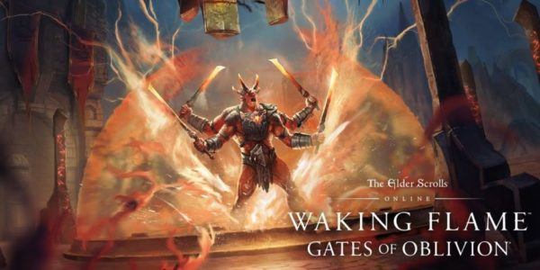 The Elder Scrolls Online : Waking Flame The Elder Scrolls Online Waking Flame