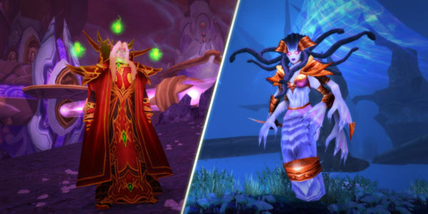 World of Warcraft Burning Crusade Classic Seigneurs de l'Outreterre