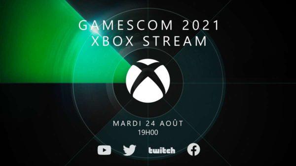 Xbox Stream Gamescom 2021