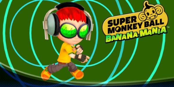 Super Monkey Ball Banana Mania - Beat (Jet Set Radio)