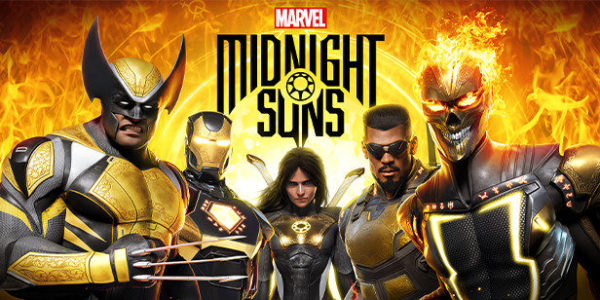 Marvel's Midnight Suns Marvel's Midnight Suns