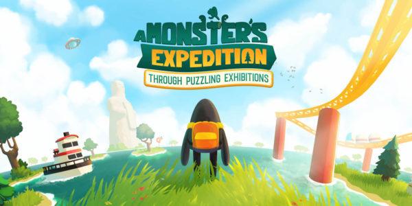 A Monster's Expedition Draknek & Friends