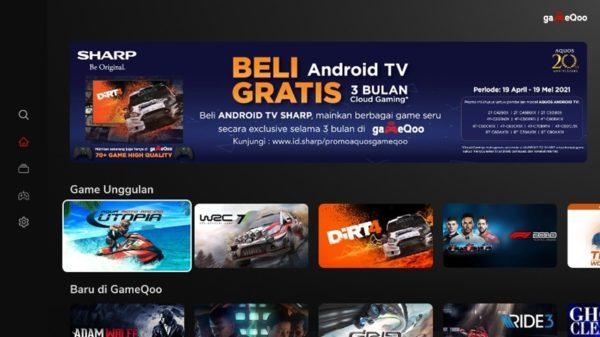 Telkom Indonesia GameQoo (Gamestream)