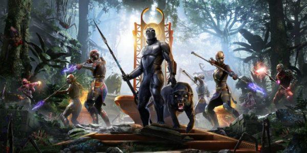 Marvel's Avengers Extension Black Panther - La guerre pour le Wakanda