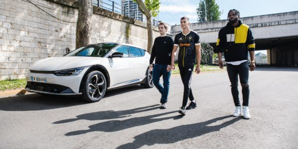 Kia France X Team Vitality