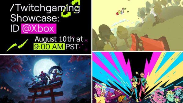 ID@Xbox x Twitch - 10 août 2021