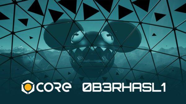 deadmau5 OBERHASLI Core Games