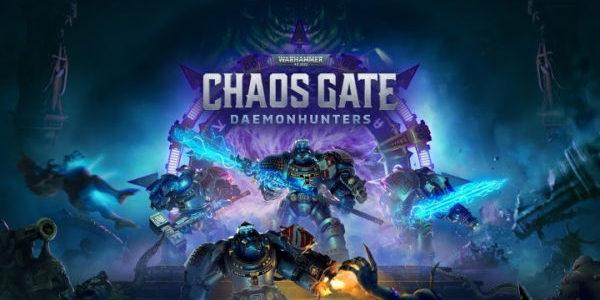 Warhammer 40 000 : Chaos Gate - Daemonhunters Warhammer 40,000 : Chaos Gate - Daemonhunters