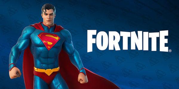 Fortnite - Clark Kent Superman DC