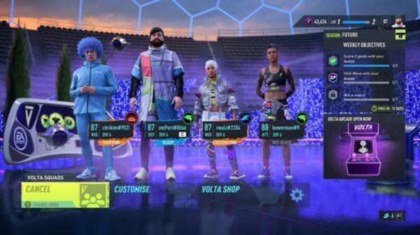 FIFA 22 Volta Football 22