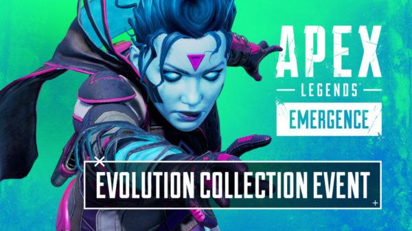 ApexLegends - Évolution évenement collection
