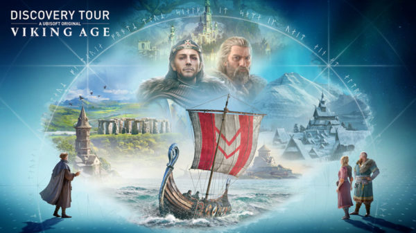 Assassin's Creed Valhalla Discovery Tour :Viking Age