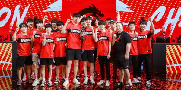 Overwatch League - Shanghai Dragons 2021