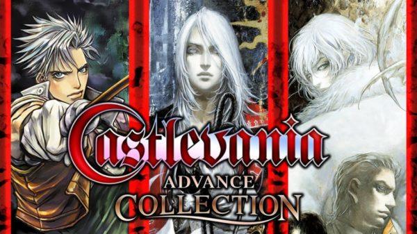 Castlevania Advance Collection