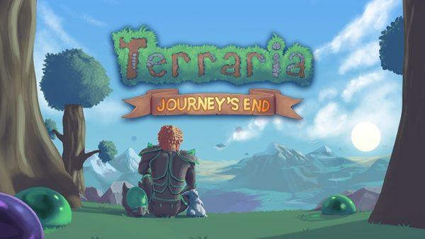 Terraria - Journey's End
