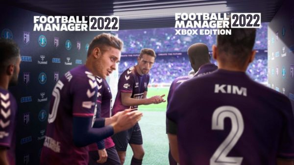 Football Manager 2022 Football Manager 2022 XBOX Edition