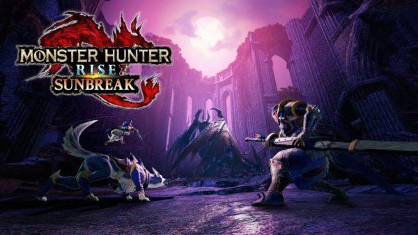 Monster Hunter Rise DLC Sunbreak Monster Hunter Rise Sunbreak Monster Hunter Rise : Sunbreak Monster Hunter Rise: Sunbreak