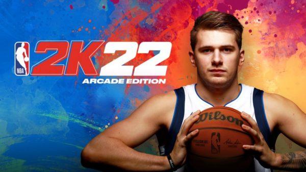 NBA 2K22 Édition Arcade Apple Arcade