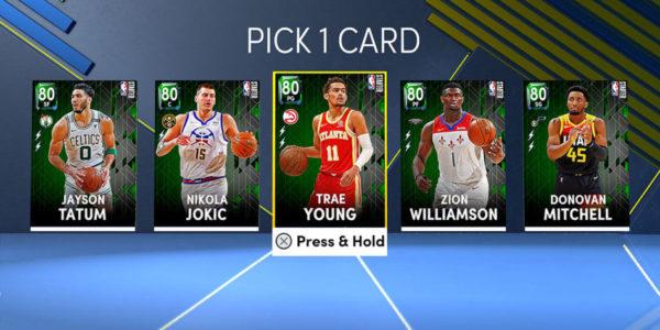 NBA 2K22 mode MyTEAM