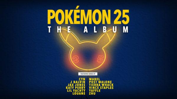 Pokémon 25 : l'album Pokémon 25 : album