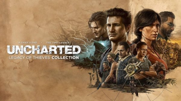 Uncharted: Legacy of Thieves Collection Uncharted : Legacy of Thieves Collection Uncharted Legacy of Thieves Collection