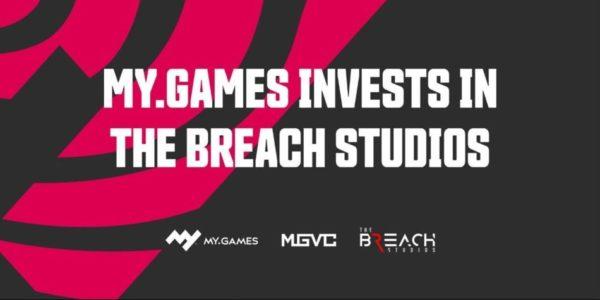 MY.GAMES The Breach Studios