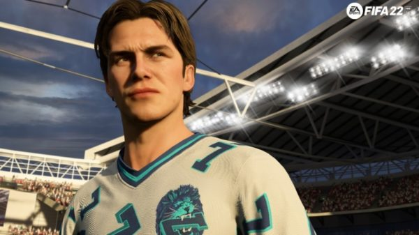FIFA 22 - eSoccer Aid for UNICEF : EA SPORTS x David Beckham