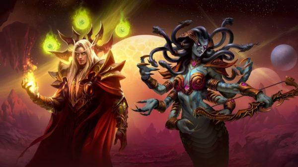 World of Warcraft : Burning Crusade Classic – La mise à jour Seigneurs de l'Outreterre est disponible