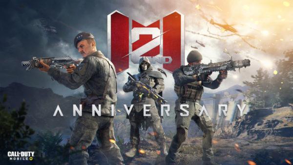 Call of Duty : Mobile - deuxième anniversaire Saison 8