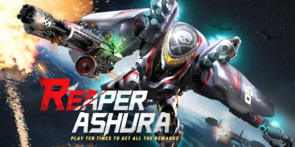 Call of Duty: Mobile Call of Duty : Mobile Call of Duty Mobile Mecha Shoji Kawamori Reaper Ashura