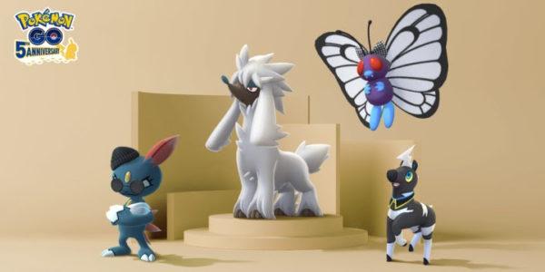 Pokémon GO Couafarel Fashion Week