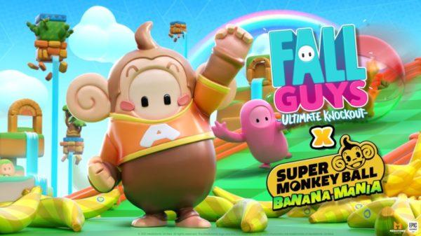 Fall Guys - AiAi (Super Monkey Ball)