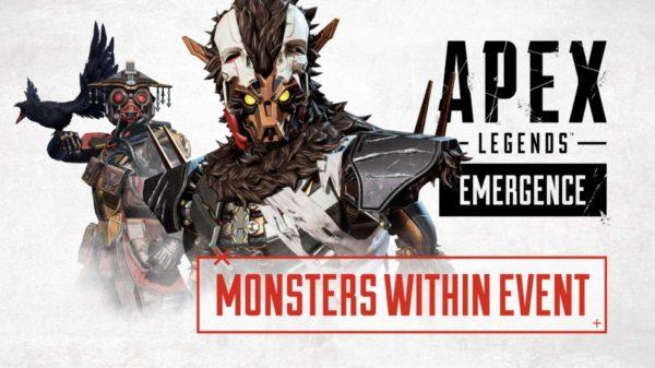 Apex Legends Halloween Monsters Within