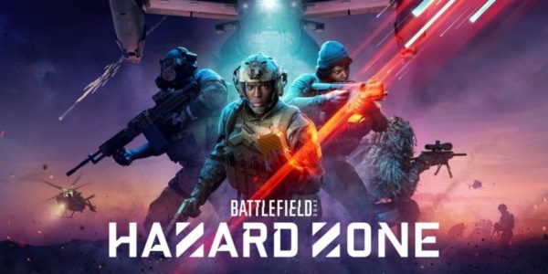 Battlefield 2042 mode Hazard Zone