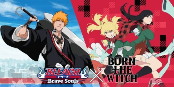 Bleach Brave Souls - Burn the Witch