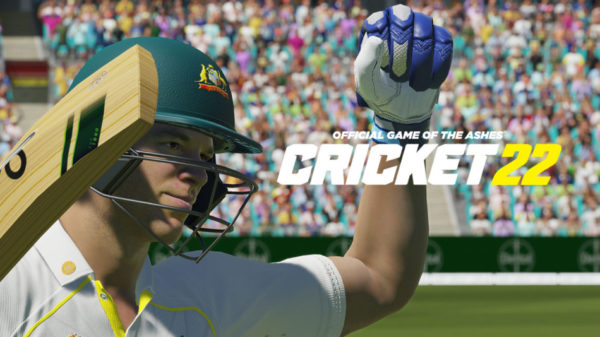 Cricket 22: The Official Game of The Ashes Cricket 22 : The Official Game of The Ashes Cricket 22 The Official Game of The Ashes