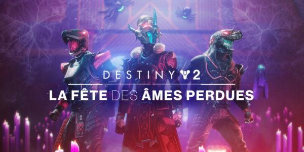 Destiny 2 - La Fête des âmes perdues