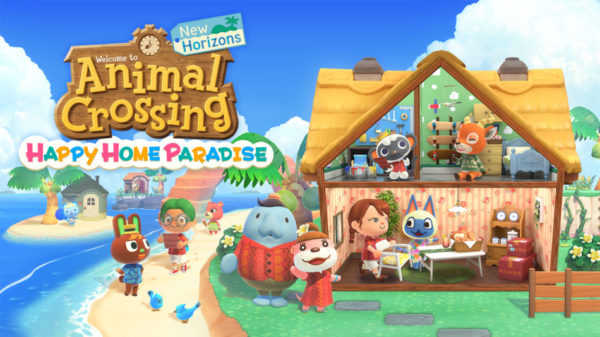 Animal Crossing: New Horizons - Happy Home Paradise Animal Crossing : New Horizons - Happy Home Paradise Animal Crossing New Horizons - Happy Home Paradise