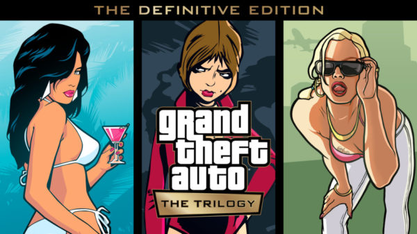 Grand Theft Auto: The Trilogy – The Definitive Edition Grand Theft Auto : The Trilogy – The Definitive Edition Grand Theft Auto The Trilogy – The Definitive Edition