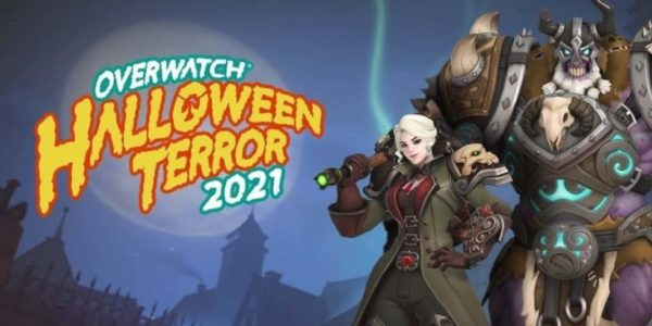 Overwatch événement Un Halloween Terrifiant 2021