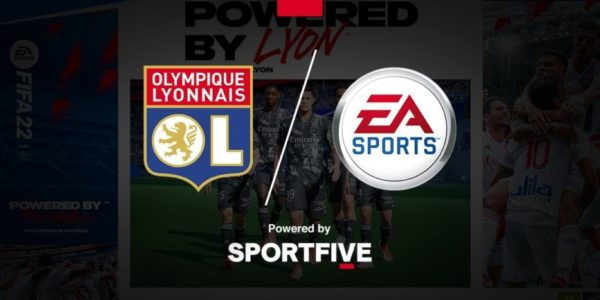 SPORTFIVE Olympique Lyonnais EA SPORTS