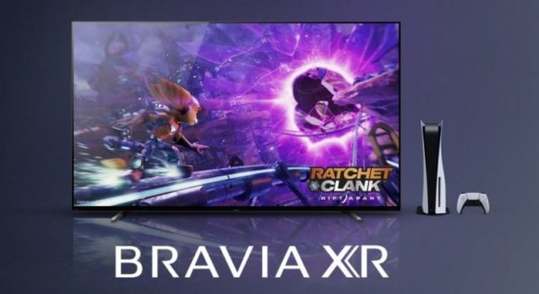Sony BRAVIA XR Perfect for PlayStation 5