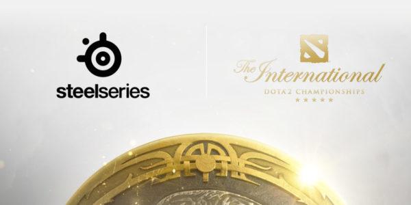 SteelSeries QcK Prism XL - The International Dota 2